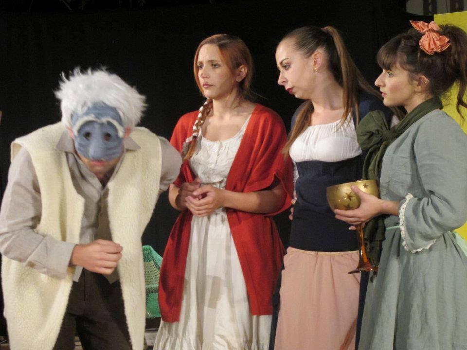 Lysistrata (2011) par le Collectif Puck